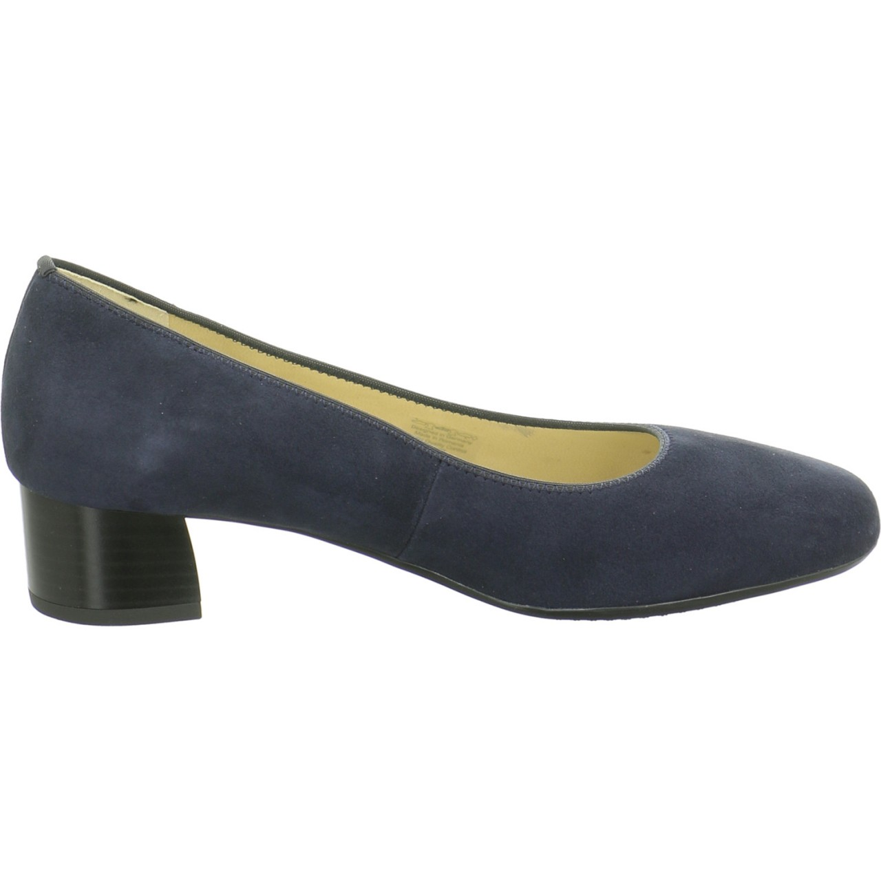 Ara Modische Pumps Blau