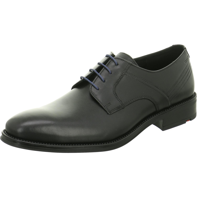 Herren Lloyd Business Schuhe schwarz Gala 43