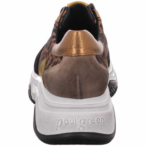 Paul Green Sneaker Braun