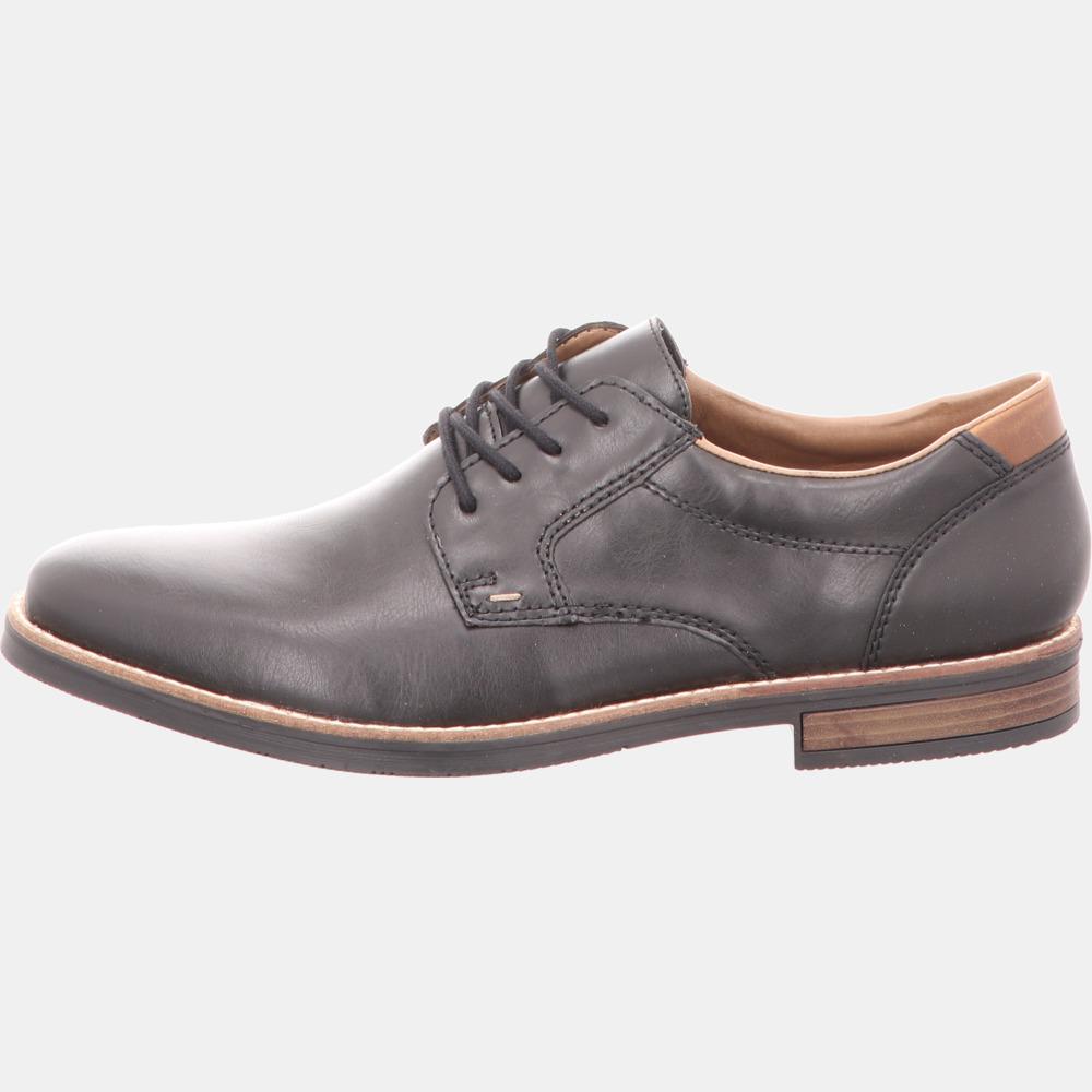 Rieker Business Schuhe Herrenschuhe 13500-00 Schwarz | Herrenschuhe dqwGK
