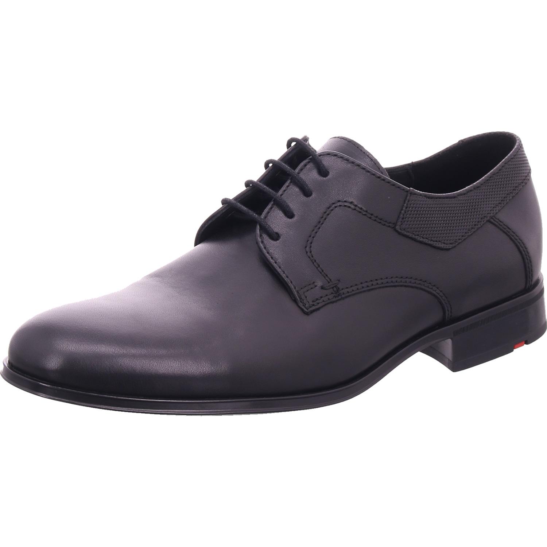 Herren Lloyd Business Schuhe schwarz 44