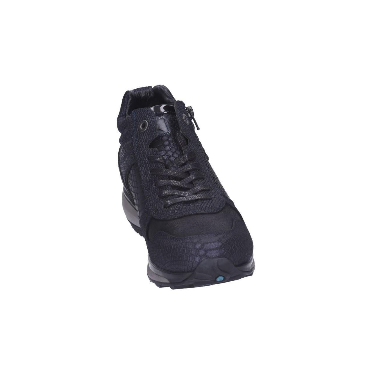 Xsensible Sneaker Blau Xsensible-filly Navy Metal