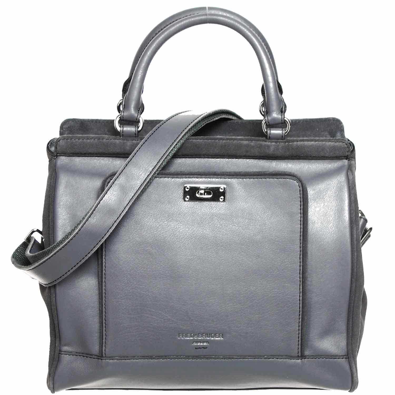 Freds Bruder Handtaschen Taschen 121-2244 33 Grau 1fXHu