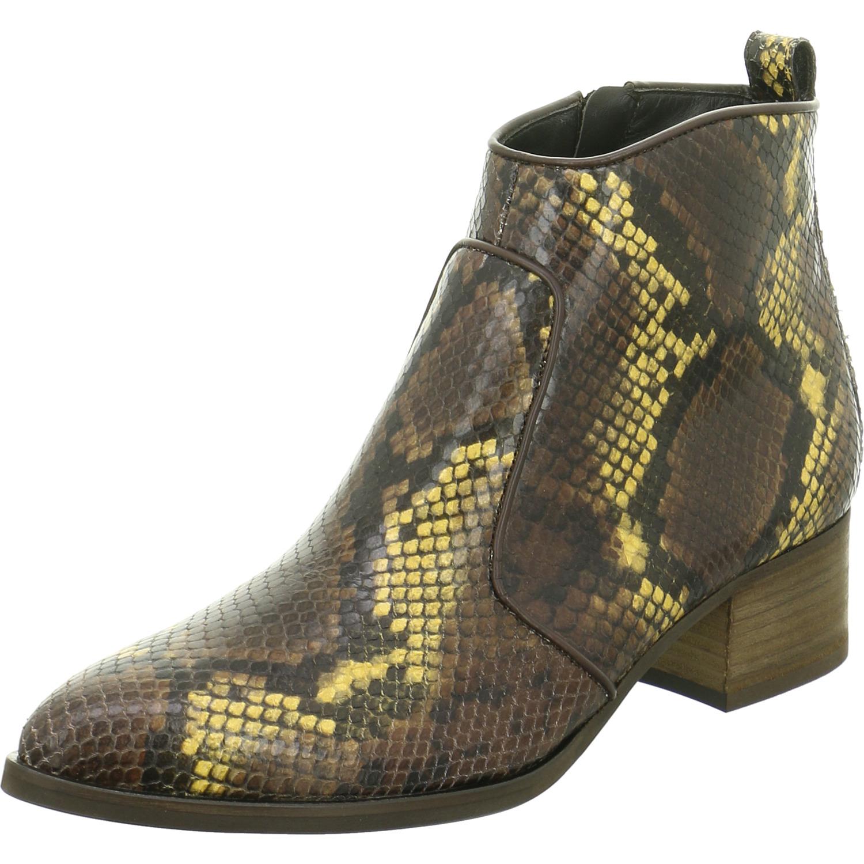 Paul Green Stiefeletten Damenschuhe 9520 155 Metallic   Schuhe24