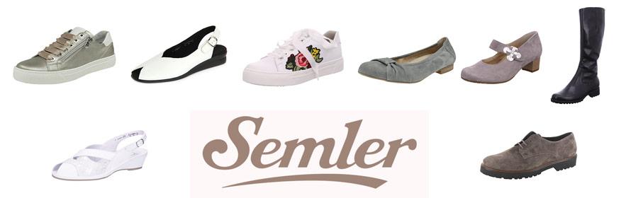 new arrival 78887 fcef2 Semler Schuhe in großer Auswahl günstig online kaufen | Schuhe24