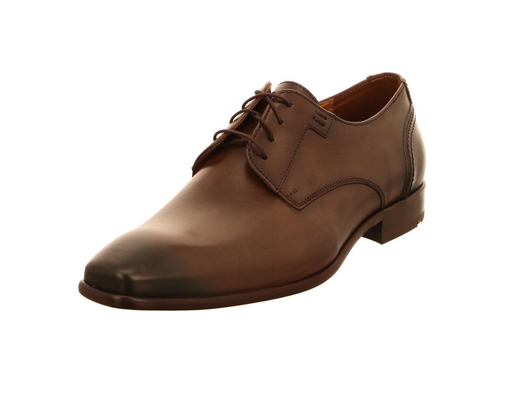 Herren Lloyd Business Schuhe braun LAZAR 42,5