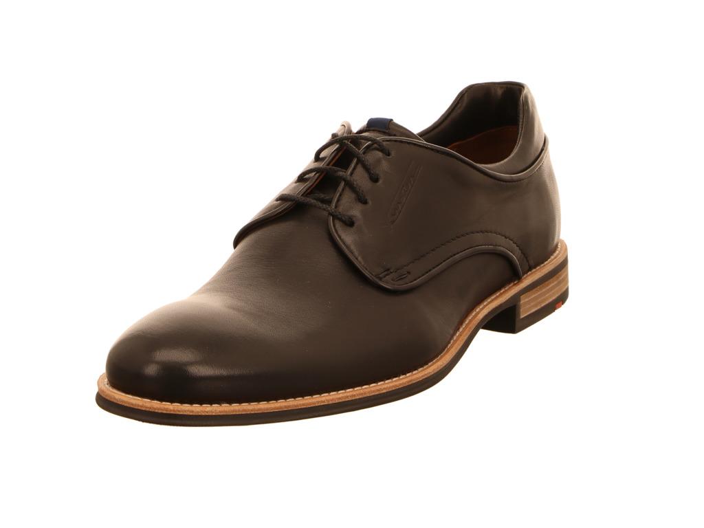Herren Lloyd Business Schuhe schwarz 42