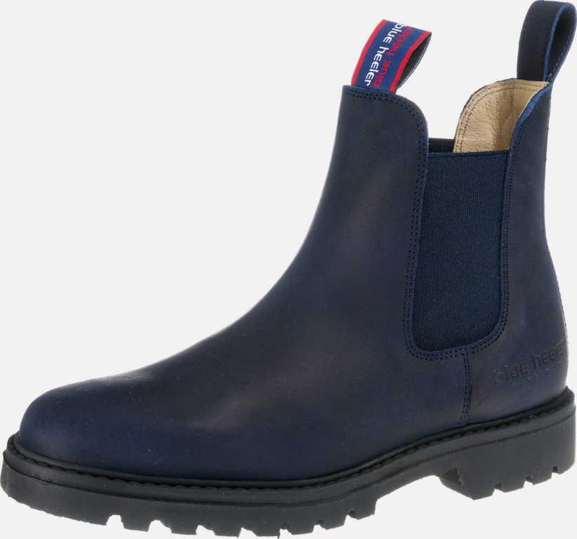 Damen Blue Heeler Damen Chelsea Boot blau blau | 4260348324015
