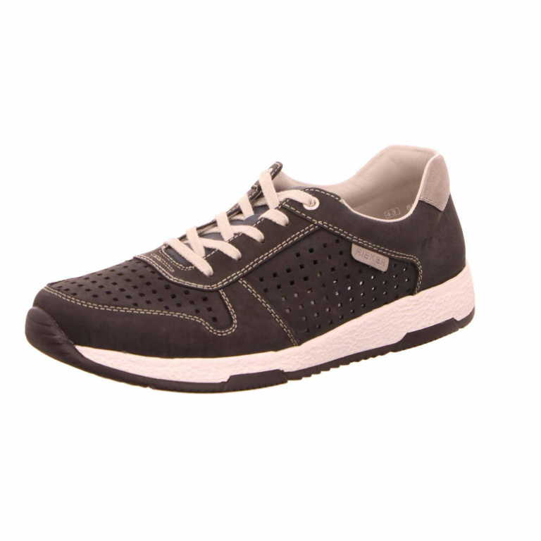 Rieker Sneaker Herrenschuhe B9415 14 Blau | Schuhe24 68O3P