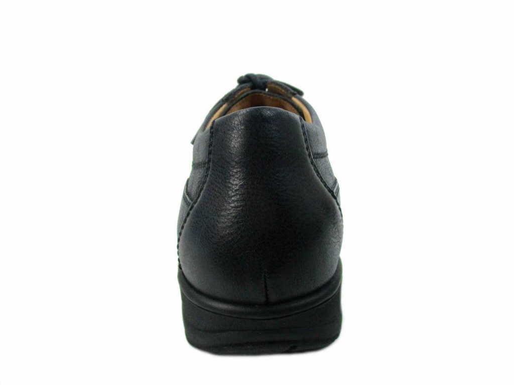 Ganter Komfort Schnürer Herrenschuhe 257539-0100 Schwarz | Herrenschuhe rLW5x