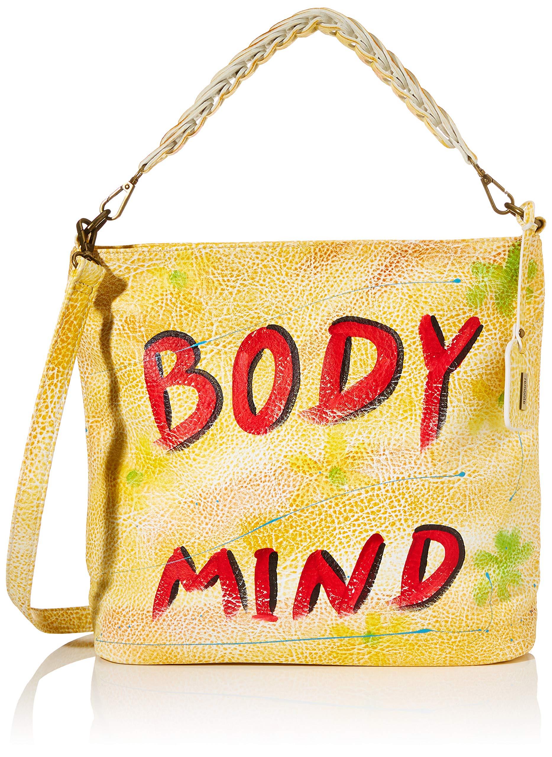 Remonte Handtaschen Taschen Q0657-68 Gelb v6ubm