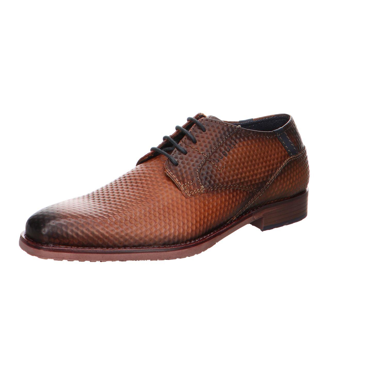 Herren Bugatti Business Schuhe braun 44