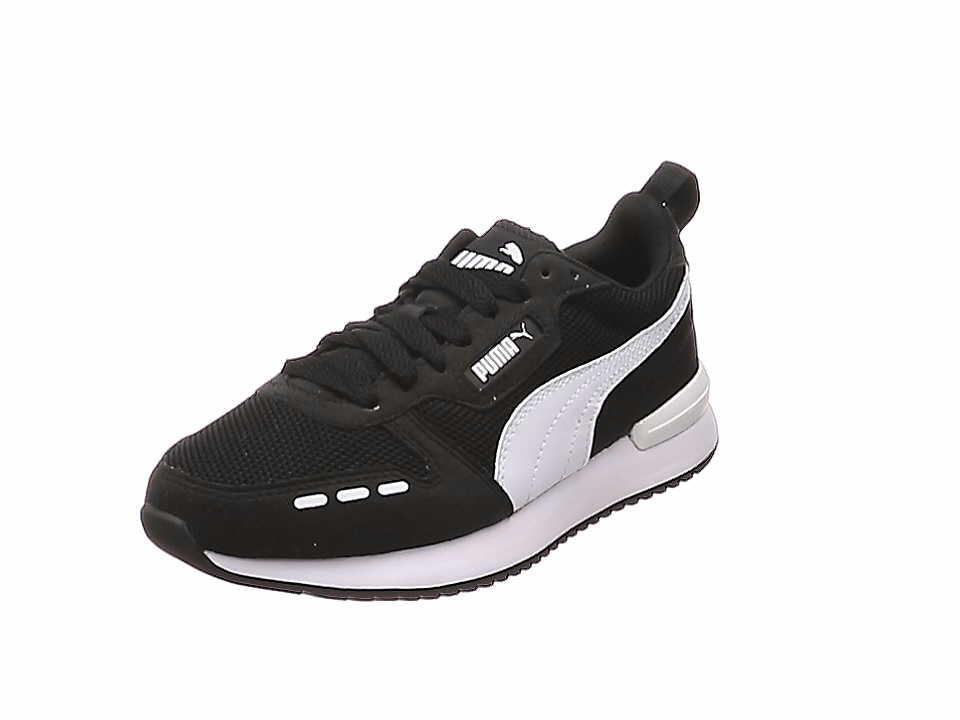 Herren Puma Sneaker schwarz R78 black/white 46