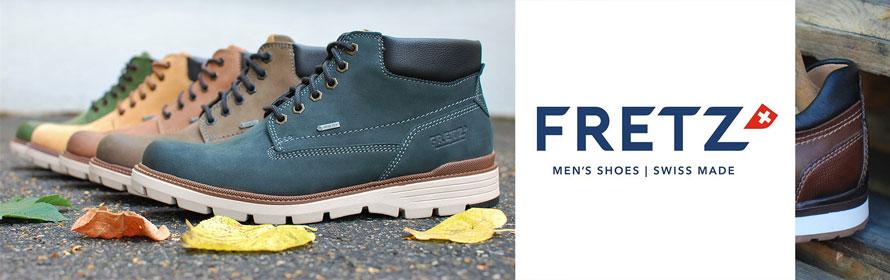 Fretz Men Schuhe in großer Auswahl günstig online kaufen