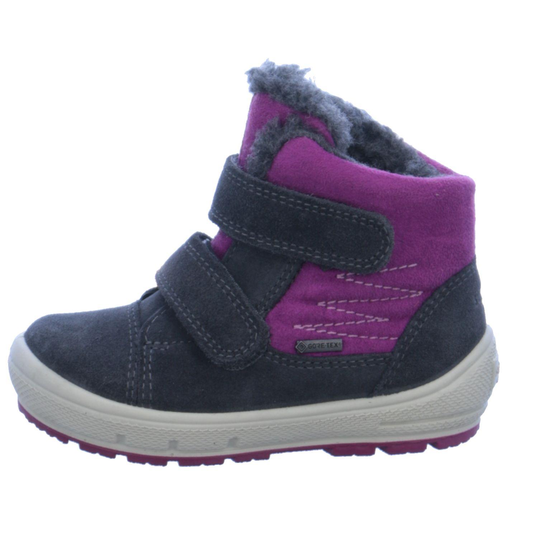 Superfit Stiefel Mädchen Kinderschuhe 1-08311-06 Grau | Kinderschuhe Ul0yi