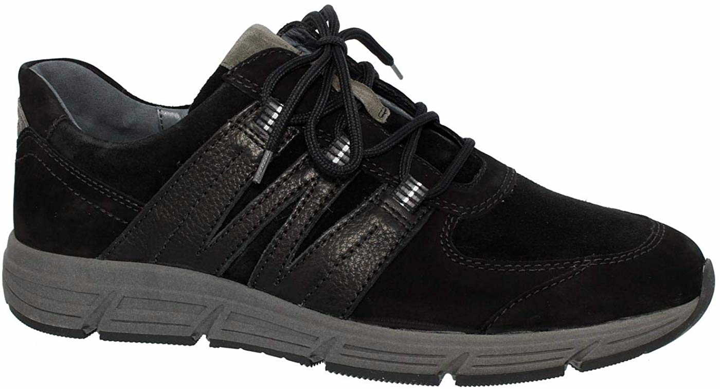 Waldläufer Sneaker Herrenschuhe 323004-410-564 Schwarz | Herrenschuhe OBNKg