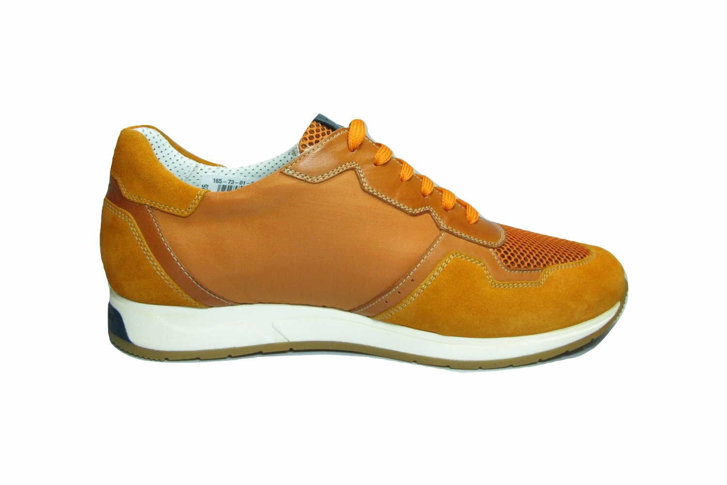 Galizio Torresi Sneaker Herrenschuhe 440008-v18582 Orange | Herrenschuhe Feb2L