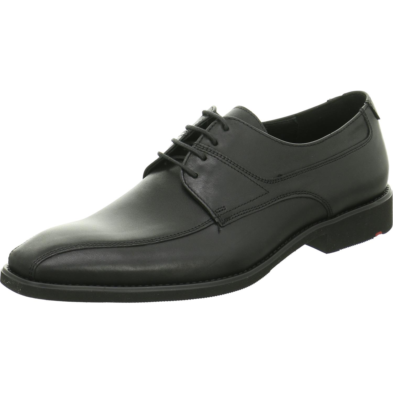 Herren Lloyd Business Schuhe schwarz Grady 40,5