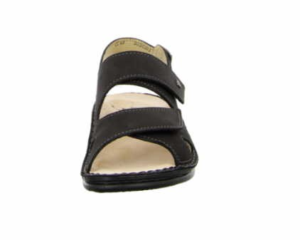 Finn Comfort Komfort Sandalen schwarz Toros