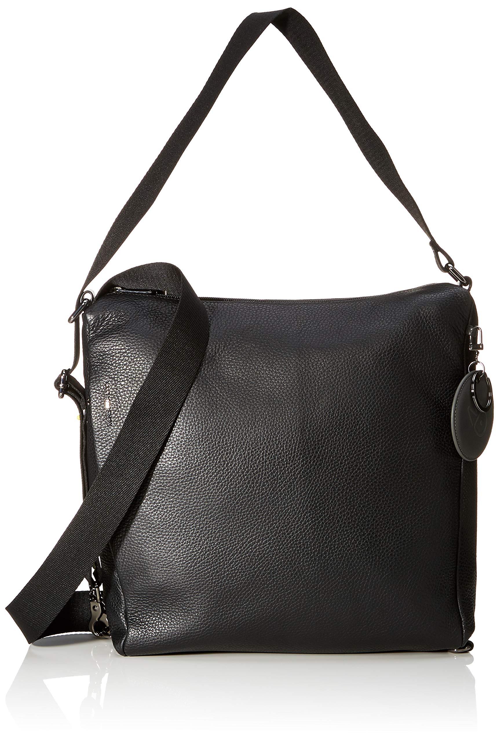 Mandarina Duck Handtaschen Taschen FZT72 nero Schwarz tU5U2
