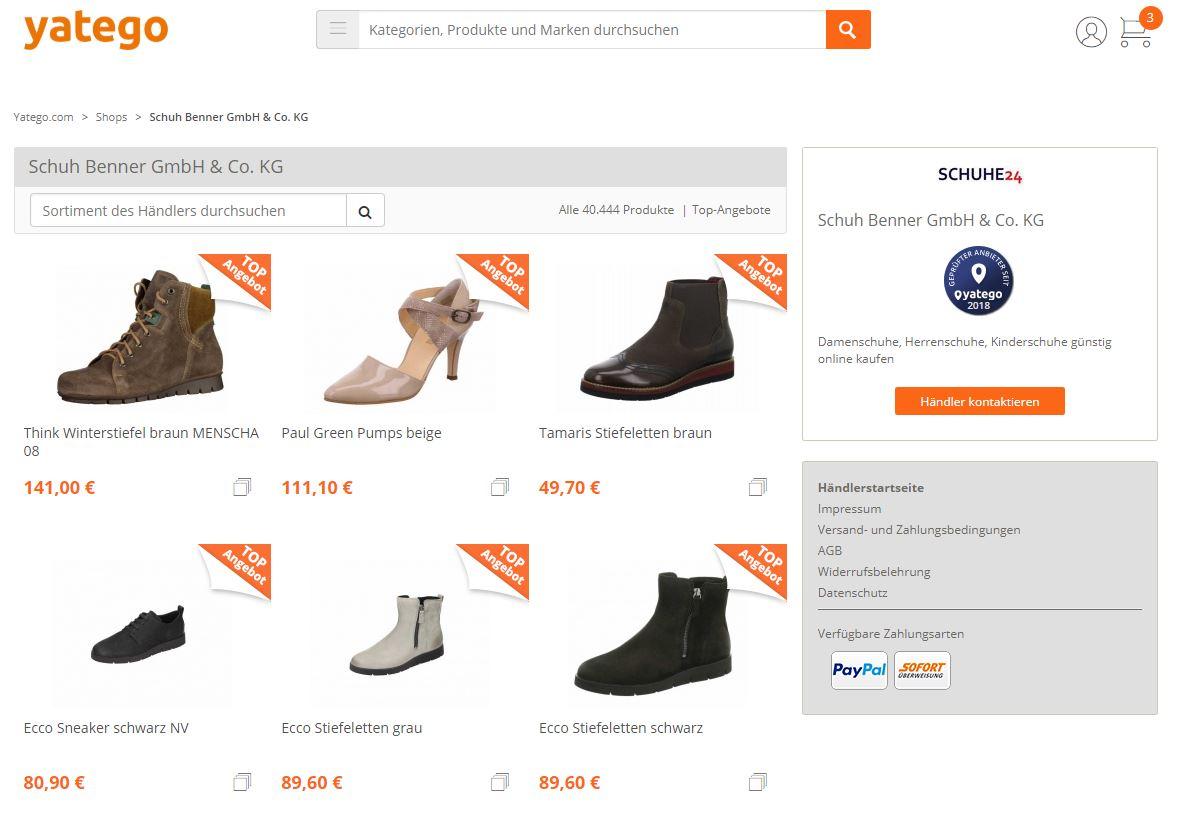 Winterschuhe günstig & sicher kaufen bei Yatego