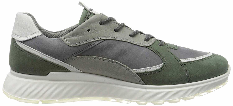 Ecco Sneaker Herrenschuhe 836234/51864 Grün | Herrenschuhe OxxHE