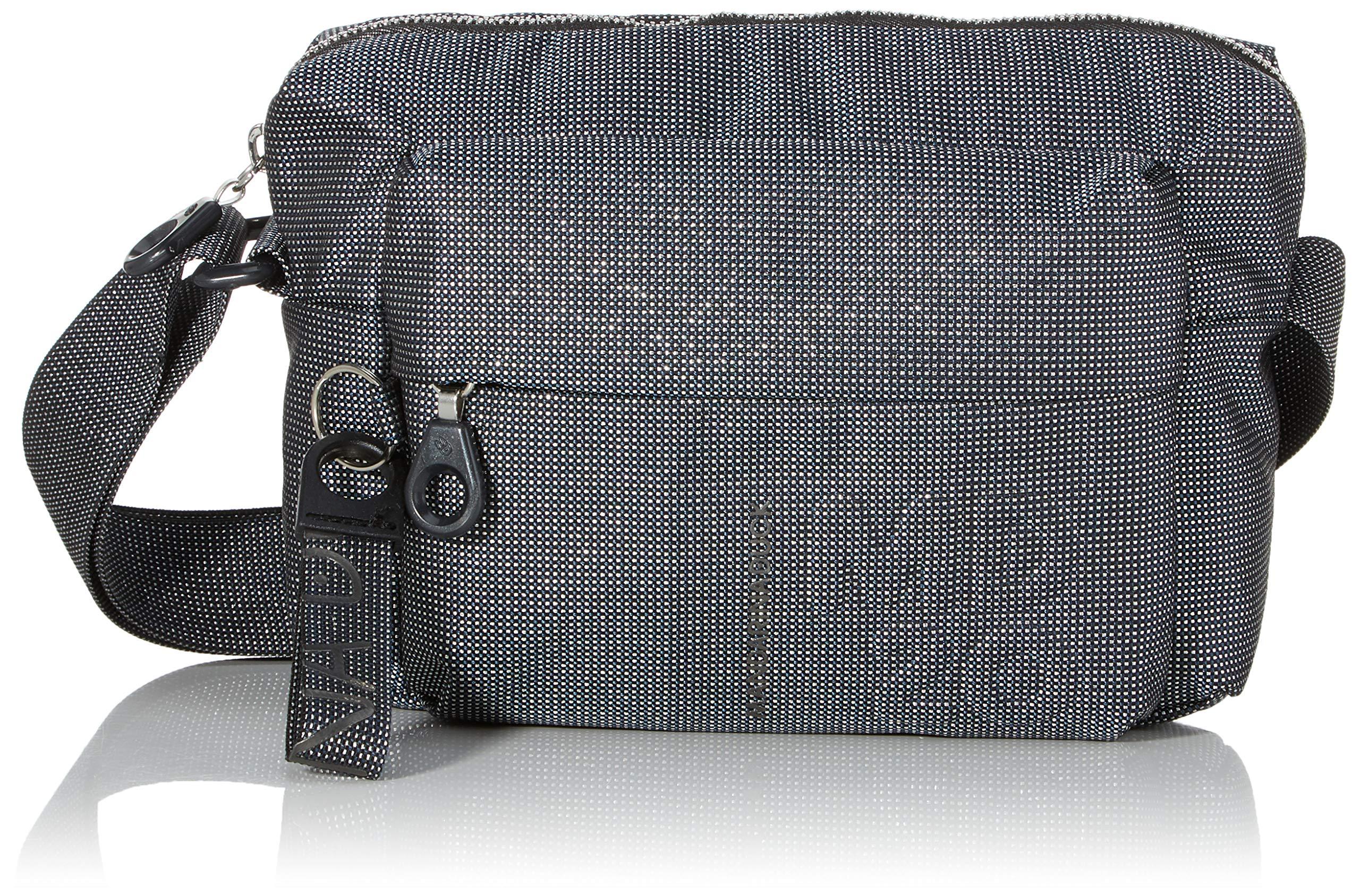 Mandarina Duck Handtaschen Taschen NTT7 titanium Metallic xq3va