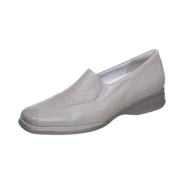 4af280390c Damenschuhe Semler Klassische Slipper grau Ria R1635 105 015 | Schuhe24