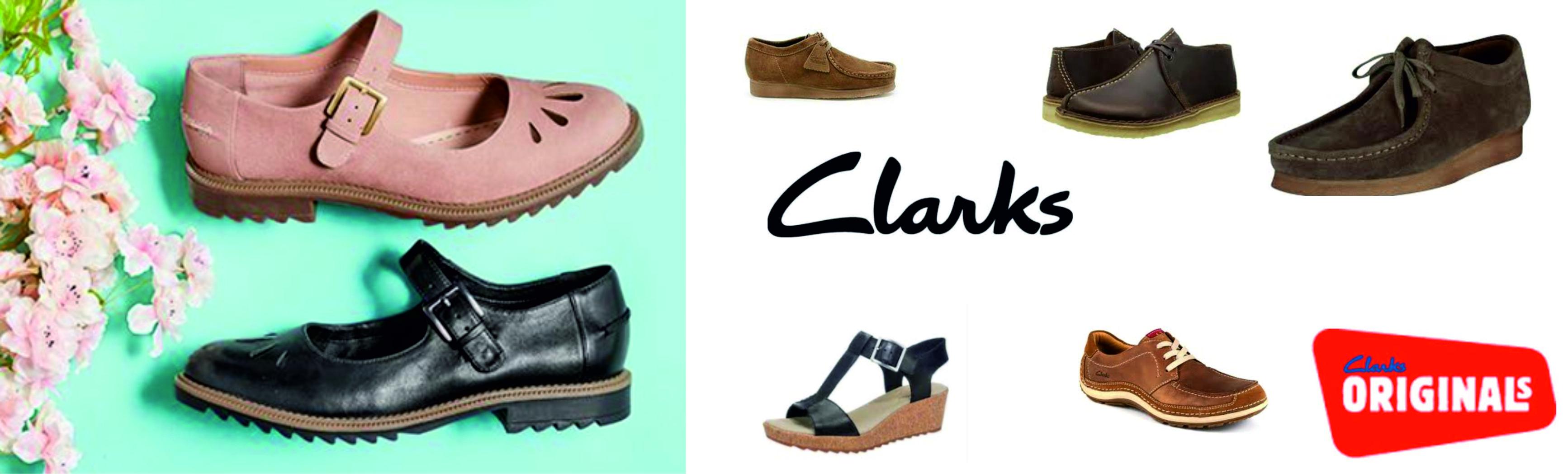 the latest 392bb b7223 Clarks Schuhe in großer Auswahl günstig online kaufen | Schuhe24