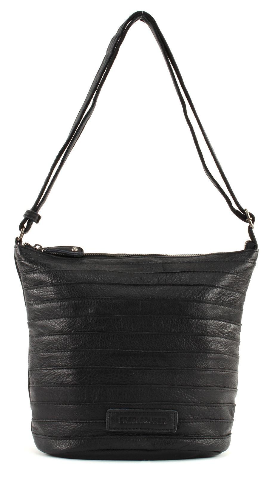 Freds Bruder Handtaschen Taschen 101-926_01 black Schwarz OV8GP