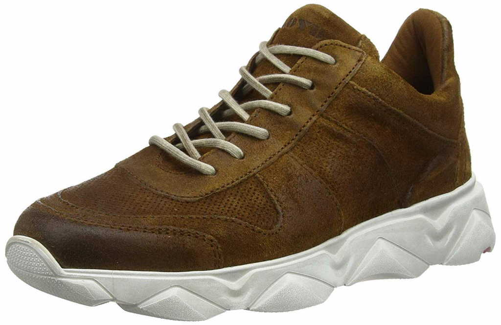 Herren Lloyd Sneaker braun Achill 46
