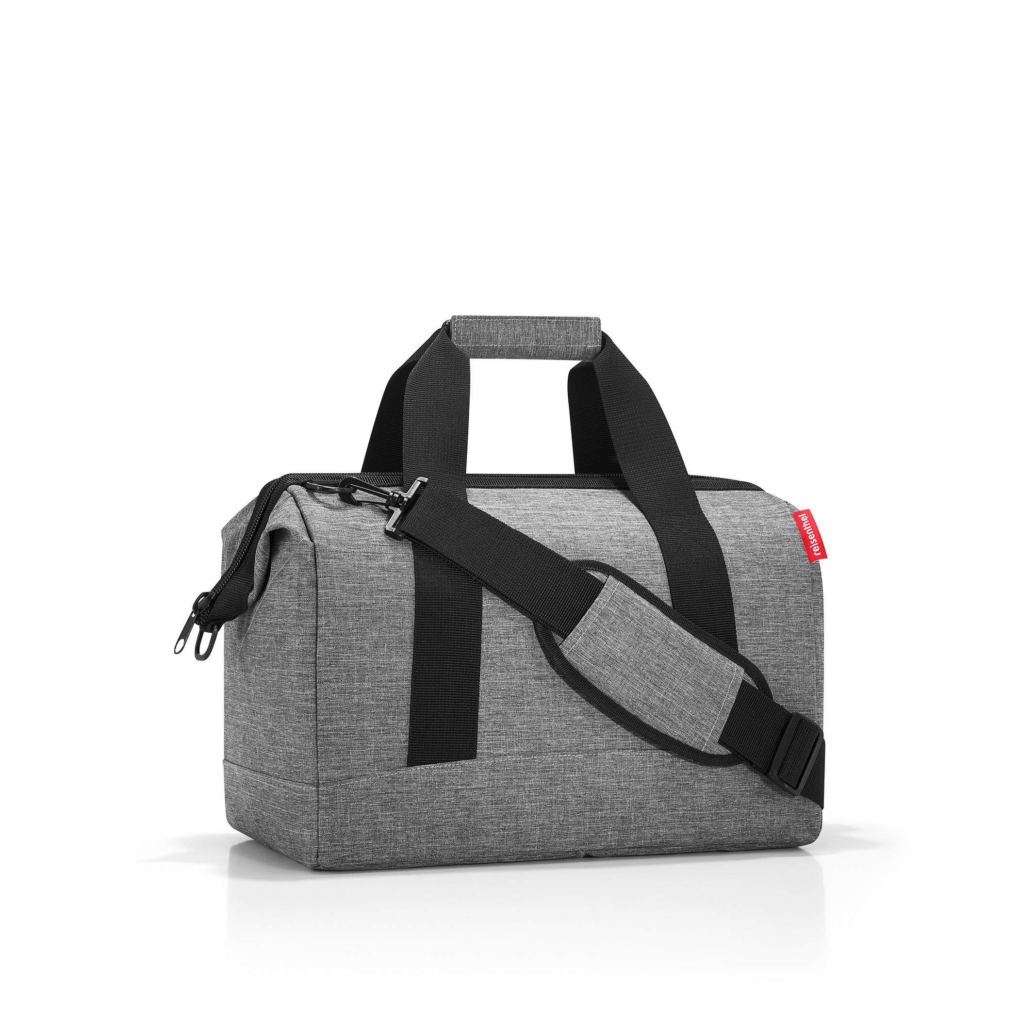 Reisenthel Handtaschen Taschen ALLROUNDER M_7052 twist silver Grau AVT2P