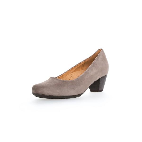 Damenschuhe Gabor Komfort Pumps grau St.Tropez 02.120.31   Schuhe24 2a559f93e9