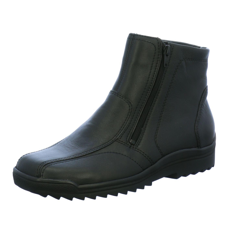 Herren Waldläufer Herren Stiefeletten schwarz grau,schwarz | 4056271055634