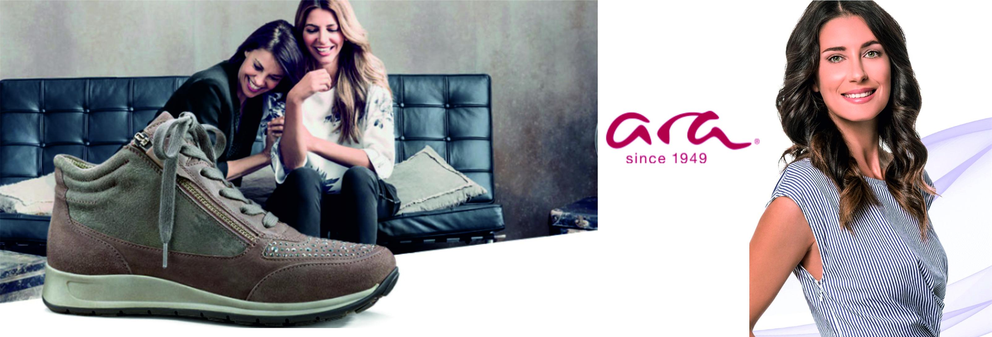 hot sale online 3471c b2644 Ara Schuhe Damen bei Schuhe24.de - Riesige Auswahl, günstig ...