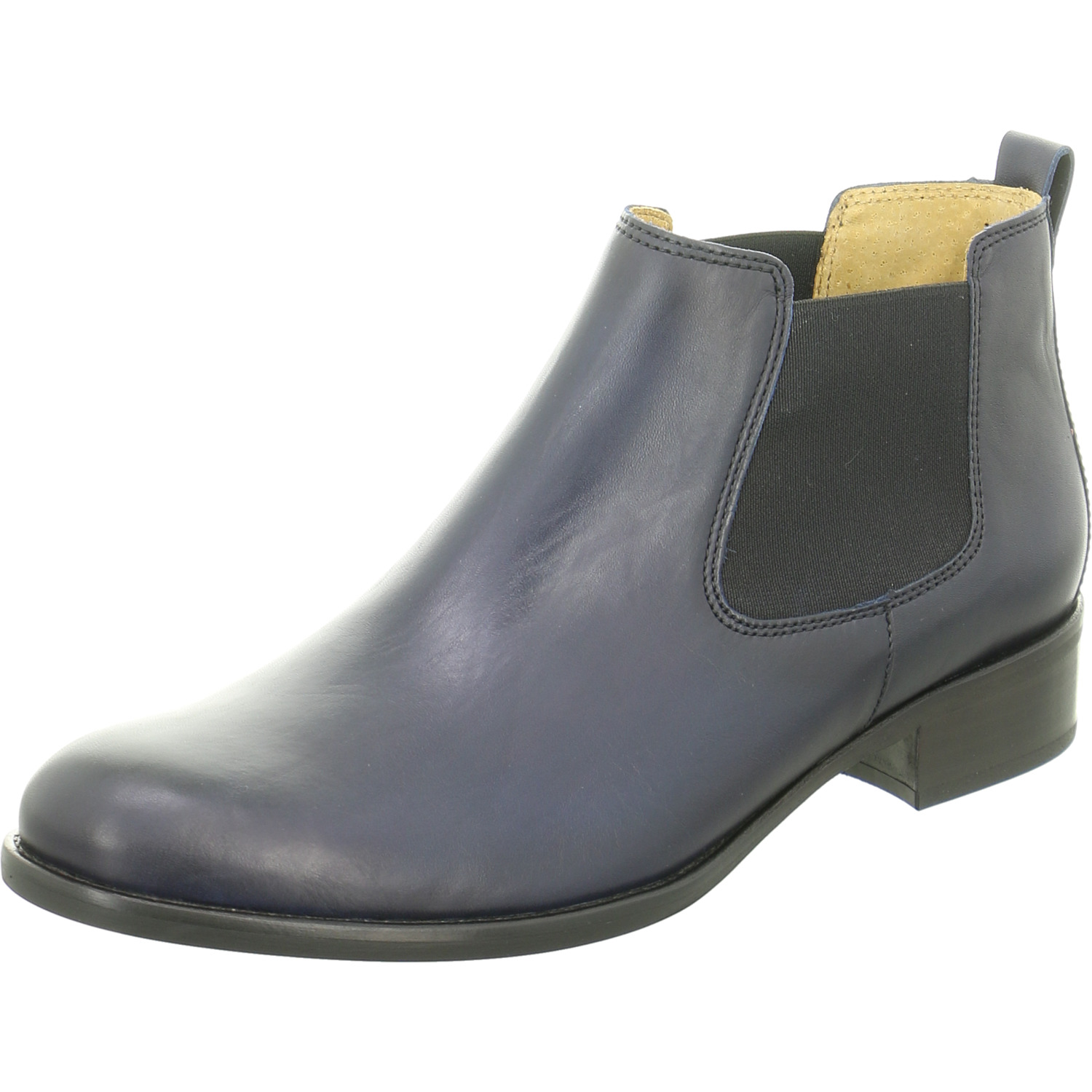 Gabor 91.640.56 blue smooth leather