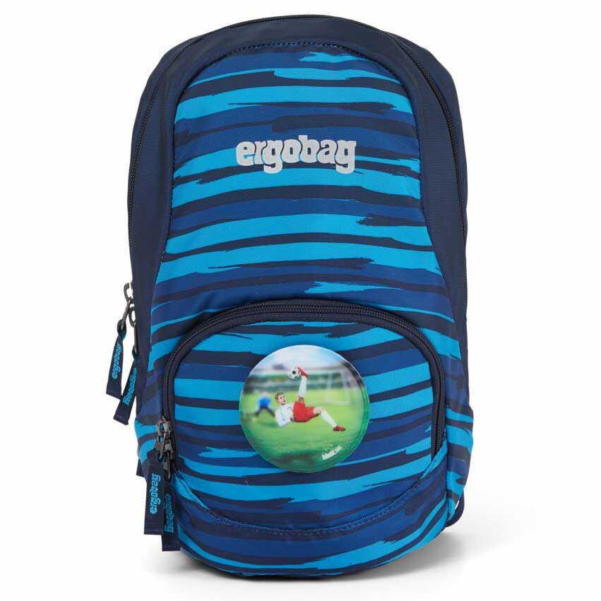 Ergobag Rucksäcke Taschen ERG-MIS-001_103 STÜRMER Blau vijeR