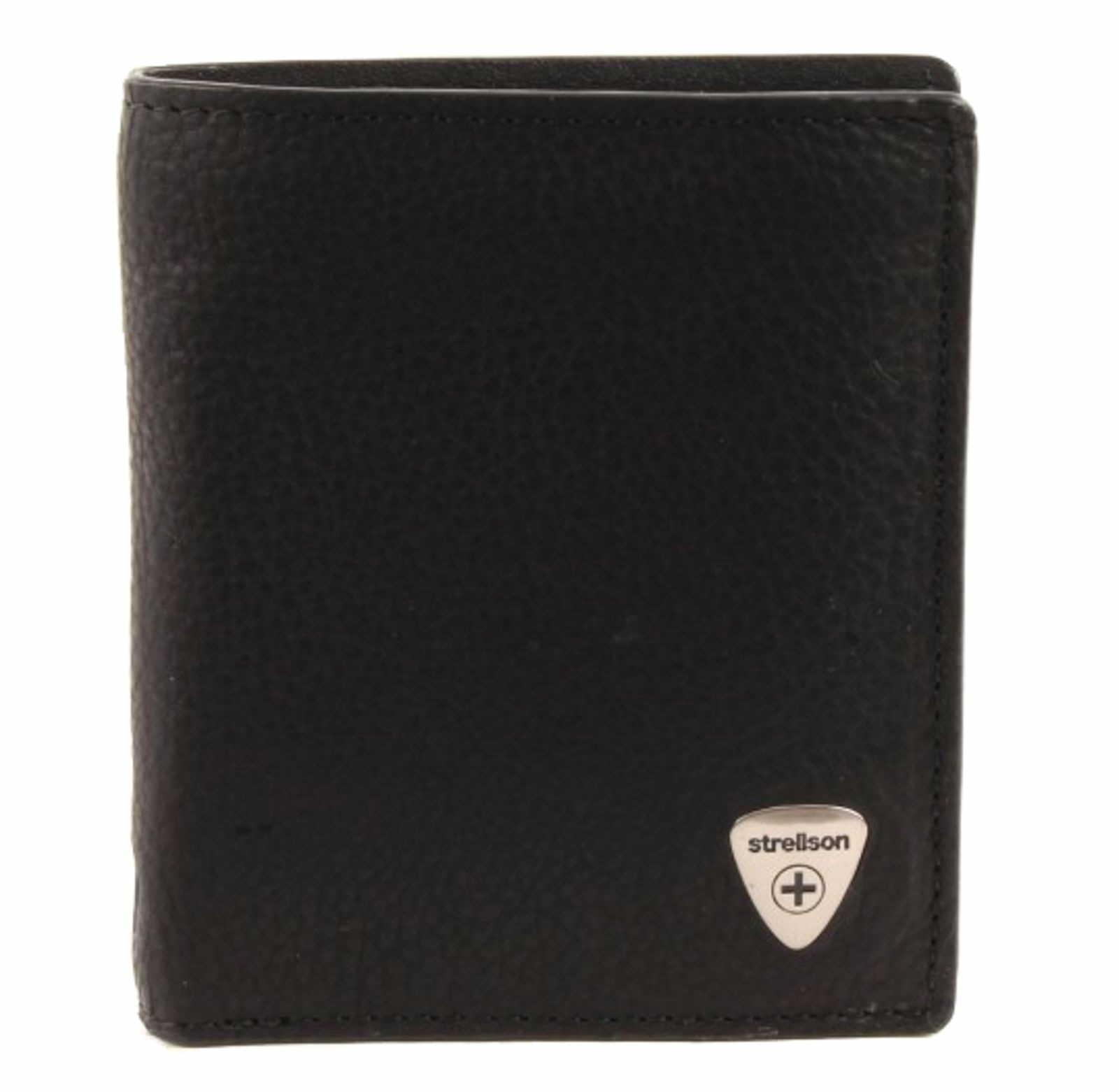 Strellson Geldbörsen & Etuis Taschen 4010001046 Schwarz RQgQ9