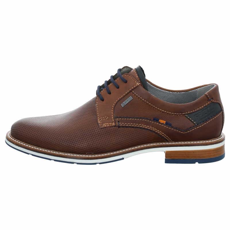 Fretz Men Business Schuhe Herrenschuhe 6971.4510-82 Braun | Herrenschuhe gLBSP