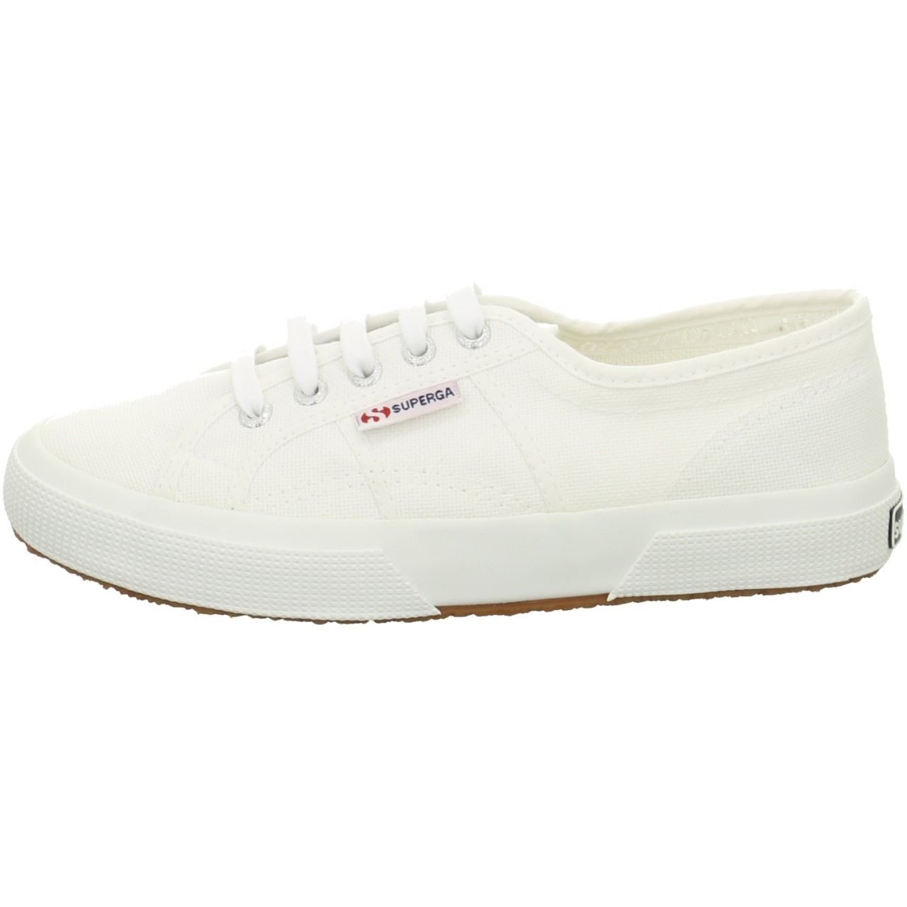 SUPERGA    Sneaker weiss white Canvas