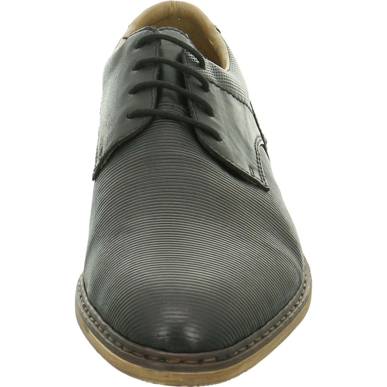Rieker Business Schuhe Herrenschuhe 11412-00 Schwarz | Herrenschuhe gelgb
