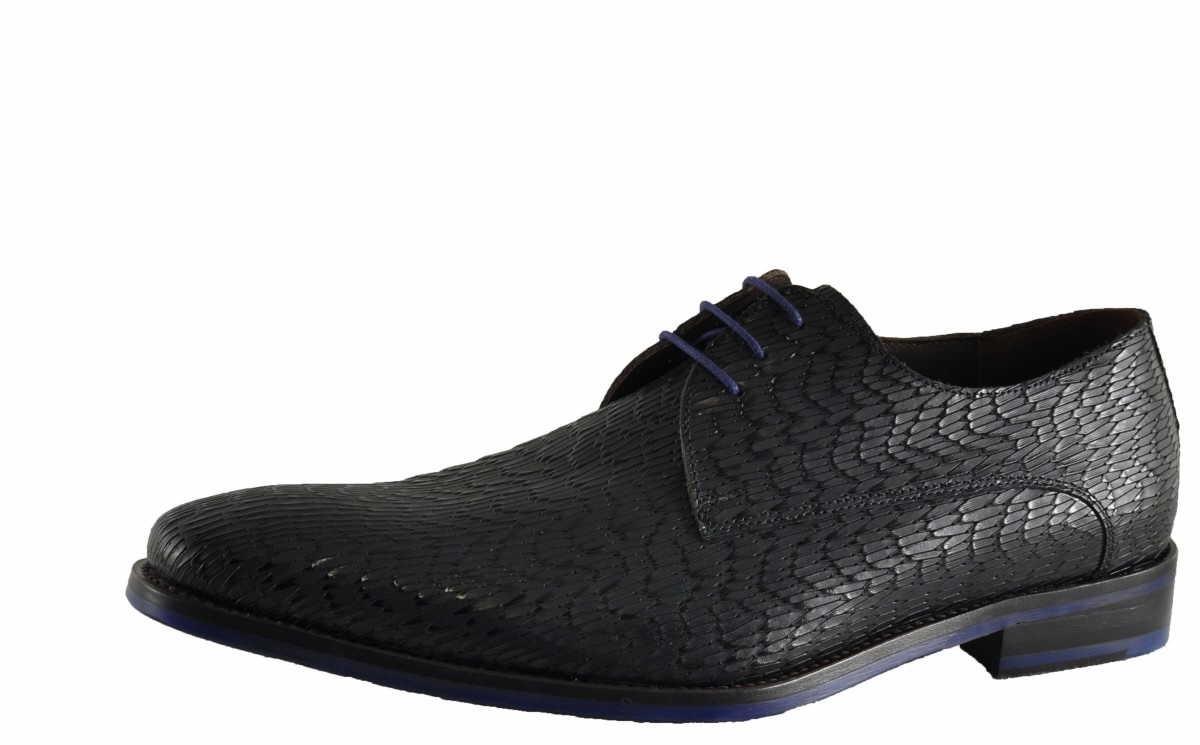 Floris van Bommel Business Schuhe schwarz HEREN MOLIERE RZFloris Dressed Black Pri