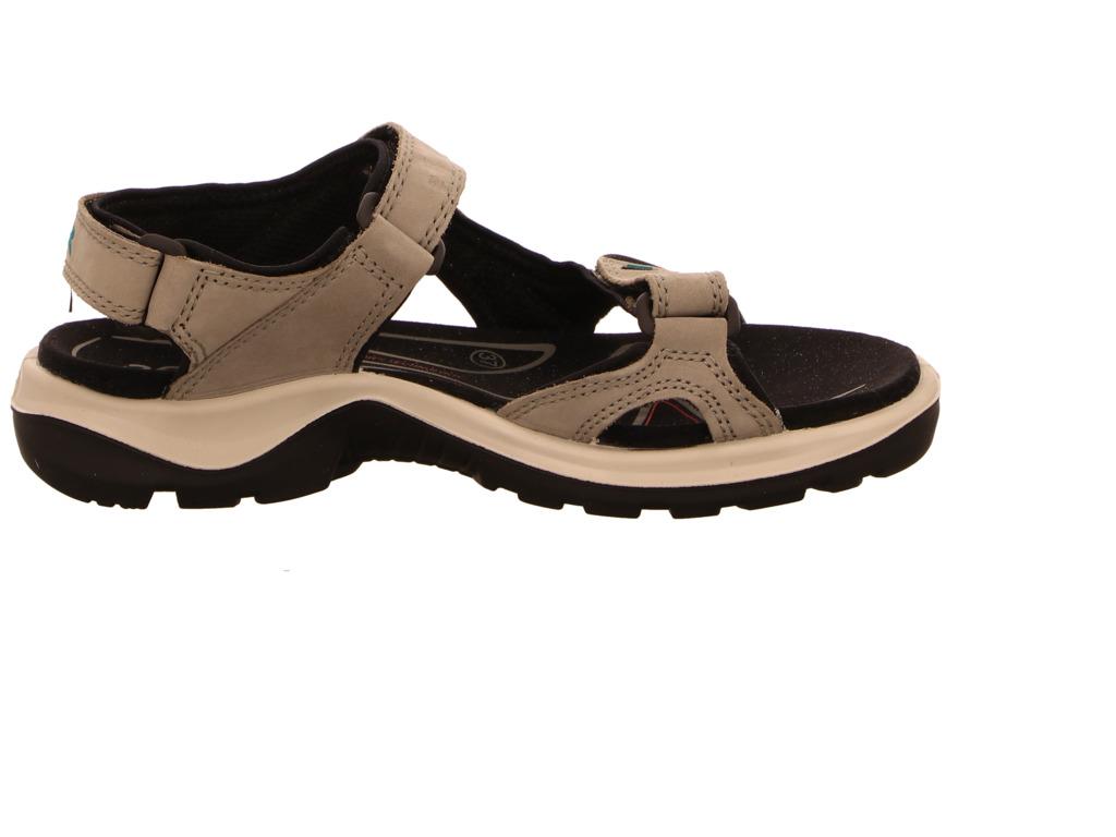ECCO Outdoor Sandalen grau Offroad Moo