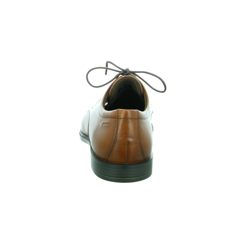 Ecco Business Schuhe Herrenschuhe 632514-01014 Braun | Herrenschuhe k6zjG