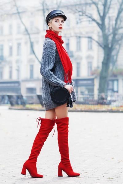 watch 3ef30 66874 Overknees: Stiefel Styles zum Verlieben wie bei Pretty Woman ...