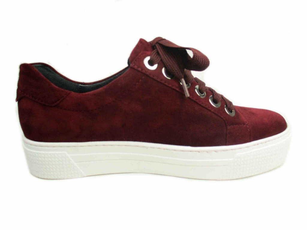 Semler Sneaker Rot Alexa