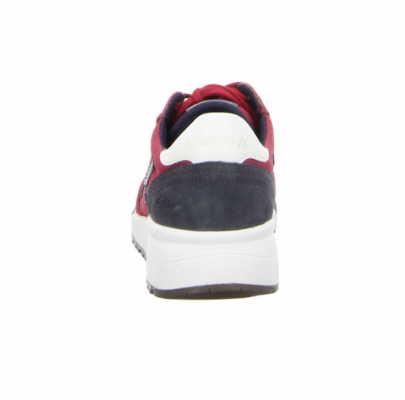Mephisto Sneaker Herrenschuhe P2006309 48/48 Rot | Herrenschuhe UMBBU