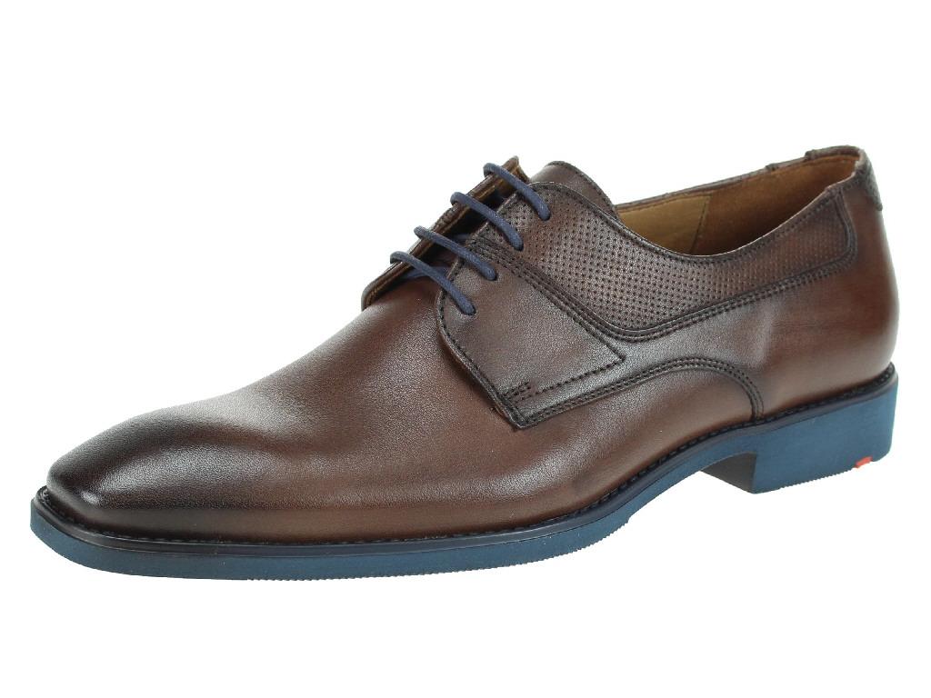 Herren Lloyd Business Schuhe braun 45