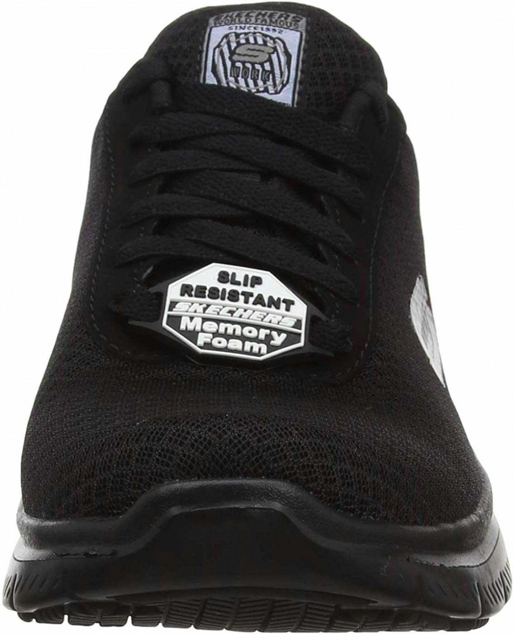 Skechers Sneaker schwarz Rutschfest