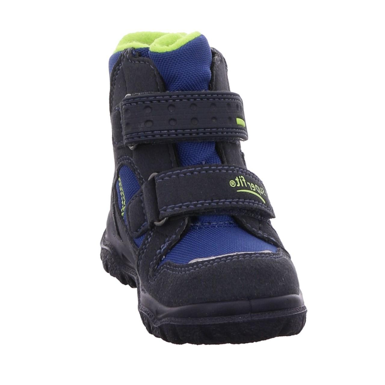 Superfit Stiefel Jungen Blau Gore-tex